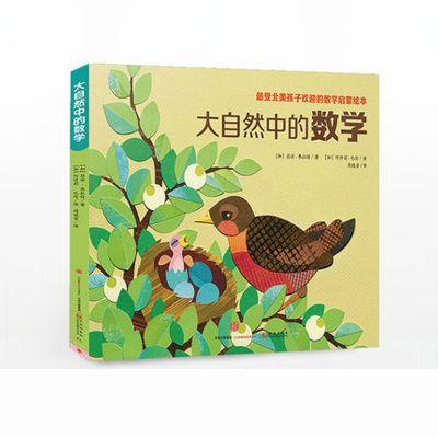 大自然中的数学(套装共4册)【文创商城】